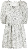 Sandy Liang Tilda floral-print cotton dress