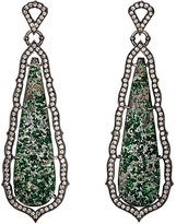 Sara Weinstock Women's Pear-Shaped Drop Earrings