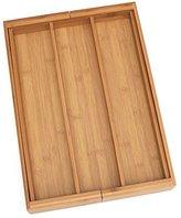 Lipper 8892 Bamboo Expandable Utensil Organizer
