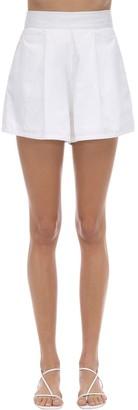 WeWoreWhat Etoile Cotton Voile Shorts