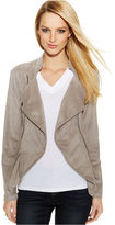 INC International Concepts Drape-Front Jacket