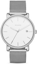 Skagen Hagen Mesh Bracelet Watch, 40mm