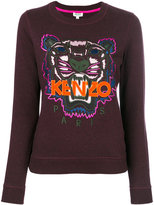 Kenzo Tiger jumper - women - Cotton - S
