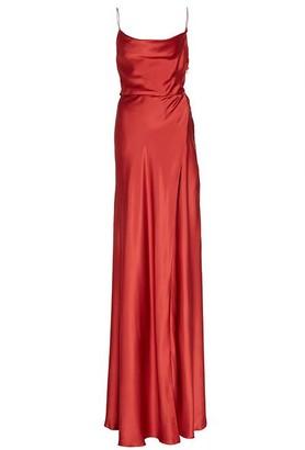 Garbo Silk Gown