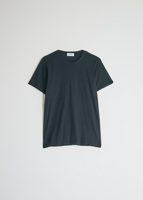 Need Women's Short Sleeve Dye T-Shirt in Black, Size Extra Small | 100% Cotton