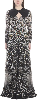 Givenchy Floral Printed Gown