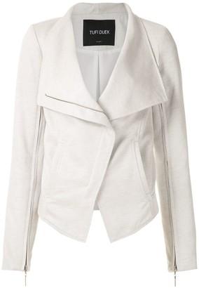 Tufi Duek Linen Jacket