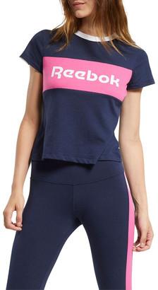 Reebok Training Essentials Linear Logo Tee FU2185
