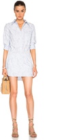 Thakoon Button Front Romper