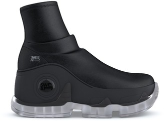 Swear Air Rev. Xtra hi-top platform sneakers