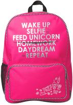 Fashion Angels Pink 'Wake Up' Backpack