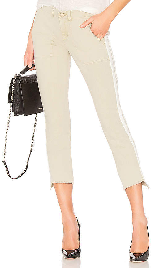 Pam & Gela Sidestripe Off Set Skinny Pant