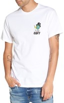 Obey Men's On Top Of The World Graphic T-Shirt