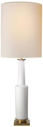 Thomas O'Brien For Visual Comfort Fiona Table Lamp - White