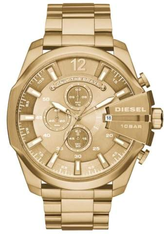 Diesel R) 'Mega Chief' Chronograph Watch, 51mm