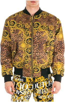 Versace Leo Baroque Jacket