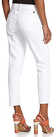Lucky Brand Sofia Denim Capri Pants