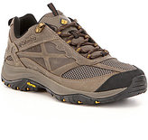 Columbia Terrebonne Leather & Textile Lace Up TECHLITE Sneakers