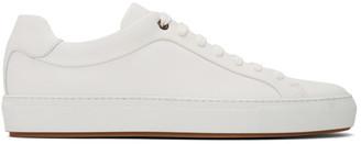 HUGO BOSS White Mirage Tennis Sneakers