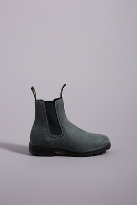 Blundstone High-Top Ankle Boots By in Grey Size 6