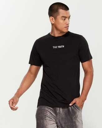 NATIVE YOUTH Area Embroidered Tee
