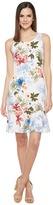 Tommy Bahama Eros Botanical Sleeveless Short Dress Women's Dress