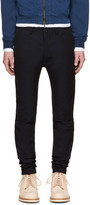 Sacai Navy Twill Trousers
