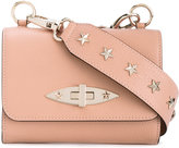 RED Valentino studded shoulder bag - women - Calf Leather - One Size