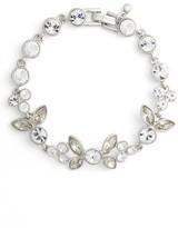 Givenchy Women's Sydney Crystal Flex Bracelet