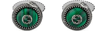 Gucci Garden silver cufflinks