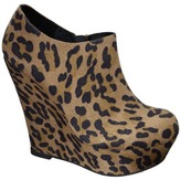 Mossimo Women's Kenna Wedge Ankle Boot - Multicolor
