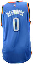 adidas Men's Russell Westbrook Oklahoma City Thunder Swingman Jersey
