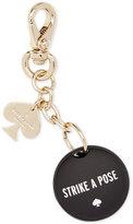 Kate Spade Selfie Button Key Charm