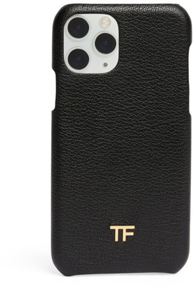 Tom Ford Leather Iphone 11 Pro Case