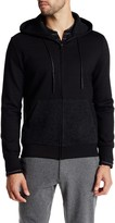 Kenneth Cole New York Bonded Zip Hoodie