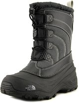 The North Face Boys' Alpenglow IV Boots (Youth Sizes 13 - 7) - black