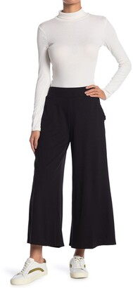 Gibson Cropped Wide Leg Joggers