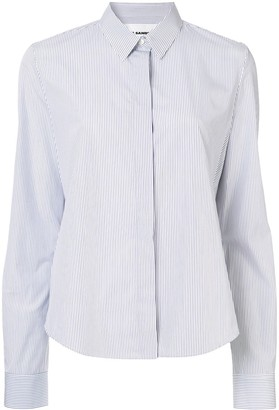 Jil Sander Striped Shirt