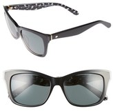 Kate Spade Jenae 53mm Polarized Sunglasses
