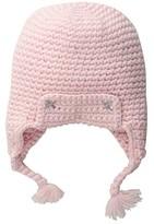 Smartwool Kids Trapper Hat (Infant/Toddler) (Pink Horizon) Caps