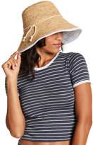 Flora Bella Marisol Raffia Bucket Hat