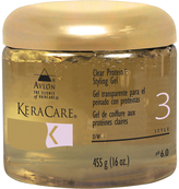 KeraCare by Avlon Protein Styling Gel (Clear) (16oz)