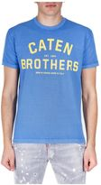 DSQUARED2 Caten Bros Cotton T-shirt