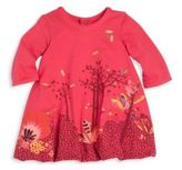 Catimini Baby's & Toddler Girl's Printed Cotton Dress
