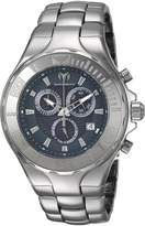 Technomarine Men's Cruise Grey Ceramic Band & Case Quartz Watch Tm-115320
