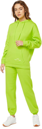 Lazypants Ultra Soft Set - Green Fluo