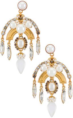 Elizabeth Cole Danna Earrings