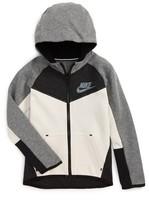 Nike Boy's Tech Fleece Zip Hoodie