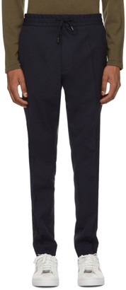 HUGO BOSS Navy Zander Trousers