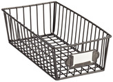Container Store Small Wire Basket